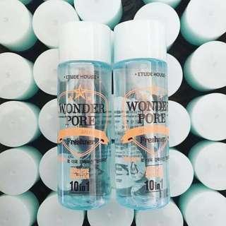 Etude House Wonder Pore Freshner 10 in 1 Ultra Pore Solution 25ml