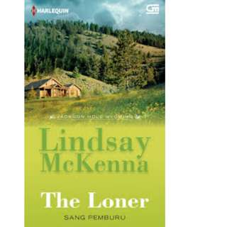 Ebook Sang Pemburu (The Loner) - Lindsay McKenna