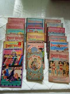 Sweet valley kids