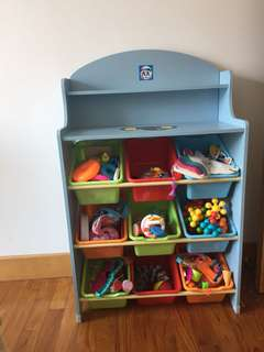 Toy Storage (toys not included)