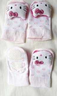 3 Pairs NB Baby Socks