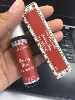 Tropicana Cheek and Lip Tint