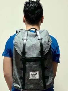 Sale Authentic Herschel Backpack