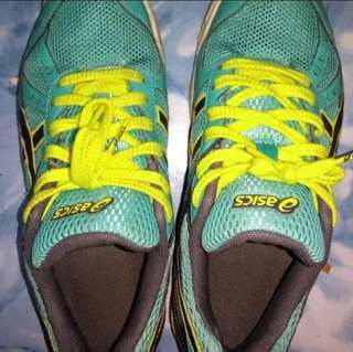 Asics Badminto Volleyball Shoes