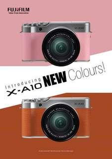 Fujifilm A10 16-50mm