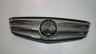 Mercedes Benz W204 C180 C Class Front Grille