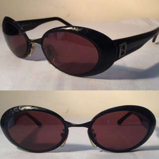 FENDI Forged Carbon 7090 SUNGLASSES 52[]20 Made in ITALY