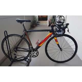 Classic CarbonAlu Road Bike