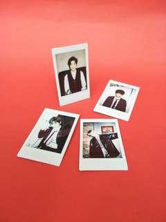 Wanna One Printing Services Polaroid Instax Fujifilm