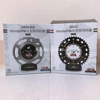 台灣7-11 Honda 本田 齒輪造型時鐘