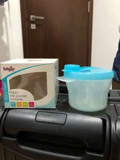 Tollyjoy Rotary milk powder container