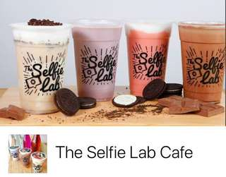 The Selfie Lab Cafe