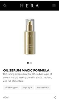 Hera magic oil serum
