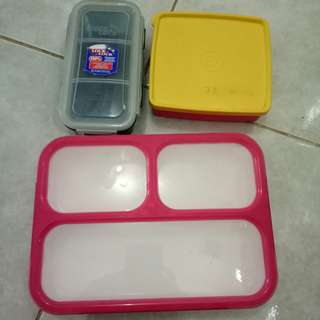 Lunch box paket hemat