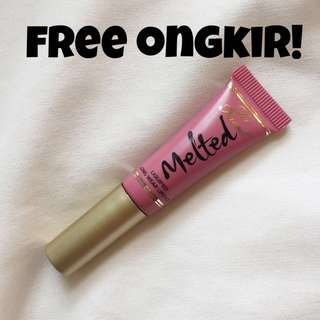 Too faced mini melted lipstick shade Chihuahua