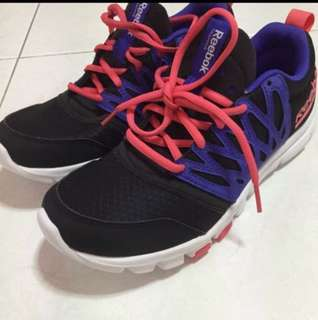 BN Reebok Purple and Pink Sport shoes