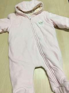 Baby winter outerwear