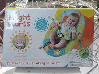 Bright Starts Vibrating Bouncer