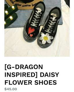 GDRAGON PMO SHOES