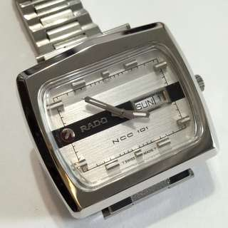 RADO NCC101 Automatic Watch