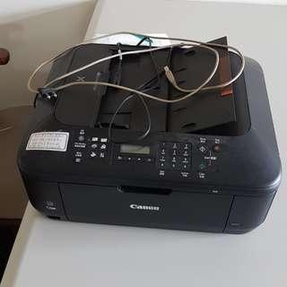 canon mx457 印表機 事務機