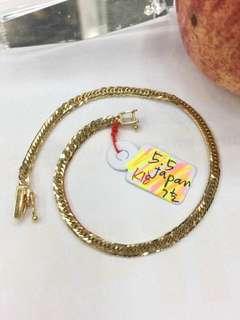 18K Japan Bracelet