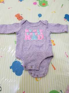 Baju baby size newborn 0-3 bulan