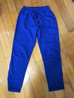 🚚 藍長褲