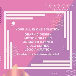 Video Animation and Graphic Design