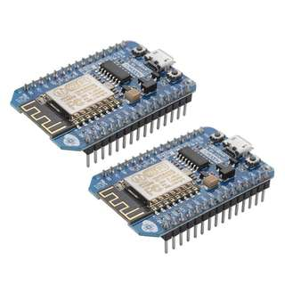 TE689 - NodeMcu Lua WIFI 物联网 开发板 基于ESP8266(C6A4)  - 2PCS