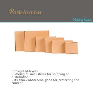 Mailing Boxes Parcel E Commerce
