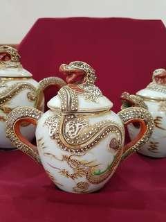 Limited edition - Teacup set
