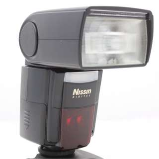 Nissin Di866 Flash for Canon. Mint Condition