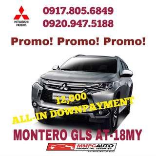 Montero GLS AT-18MY