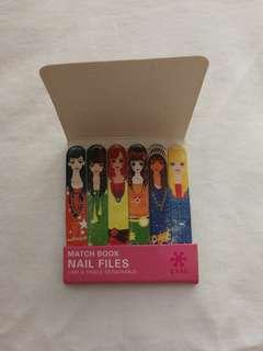 NEW! Glam Girl Nail Files