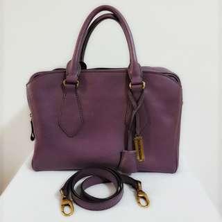 Rabeanco Saffiano Leather Bag
