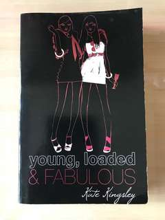 Young Loaded and Fabulous Series (Kate Kingsley)