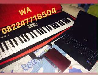 roland xps 10 ,smua fungsi normal bonus softcase