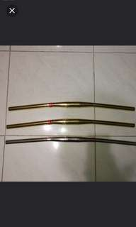 Brand New ! Aluminum light weight 630mm handlebar