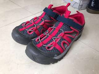 Decathlon Kids Hiking Shoes