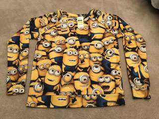 Despicable Me 3/Minion Sweater