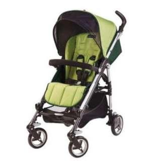 Peg Perego SI baby stroller – Kiwi color (Italy)