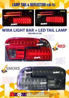 wira tail lamp led