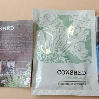 COWSHED 旅行套裝