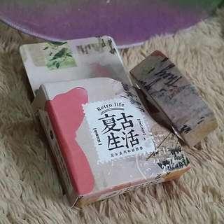 BAGSAK PRESYO SALE!! KOREAN RETRO LETTER WASHITAPE