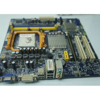 am3 ddr3 mother board used