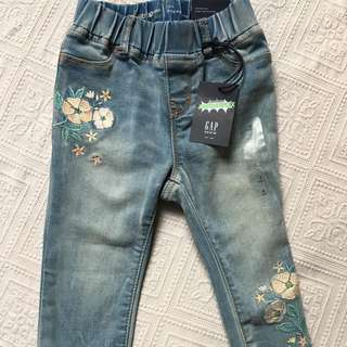 NEW GIRLS GAP Jeans 2Y and 4Y