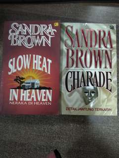 Koleksi Novel Sandra Brown