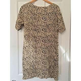 MLM   PRINT DRESS