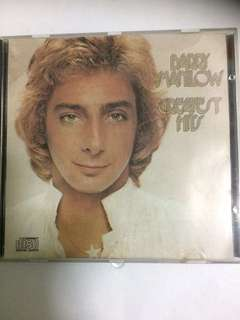 Cd 29 Barry Manilow